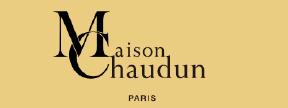 Maison Chaudun Paris
